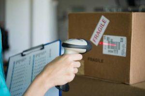 label pakket labelprinter labelcare barcode barcodeprinter
