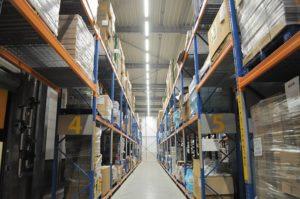 etiketteersysteem industrie productieproces magazijnbeheer labelprinter labelcare